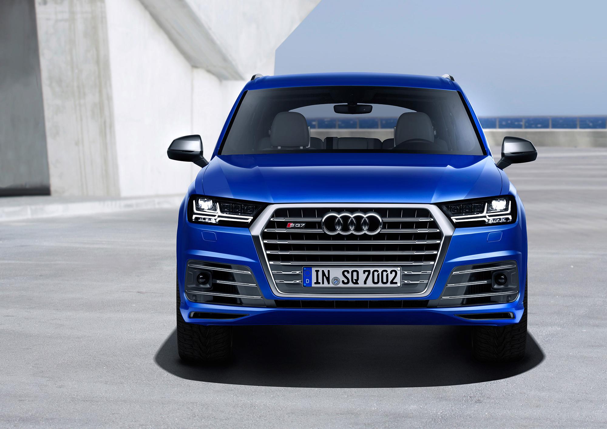 Audi SQ7 Wallpapers HD