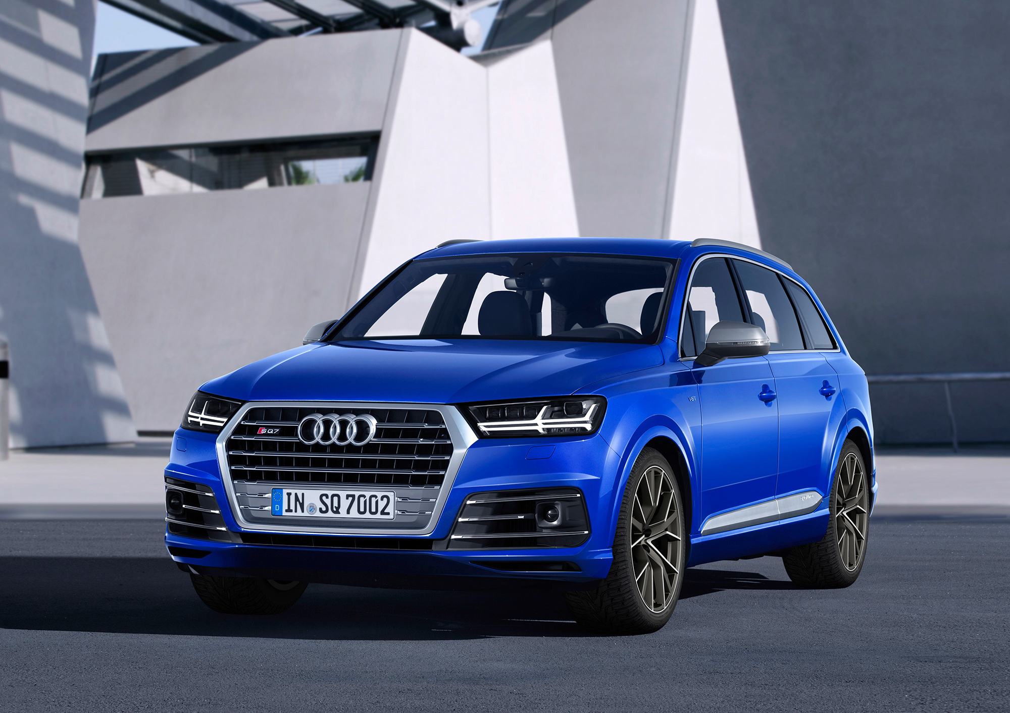 Audi SQ7 Widescreen