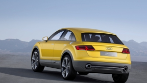 Audi TTQ High Definition Wallpapers
