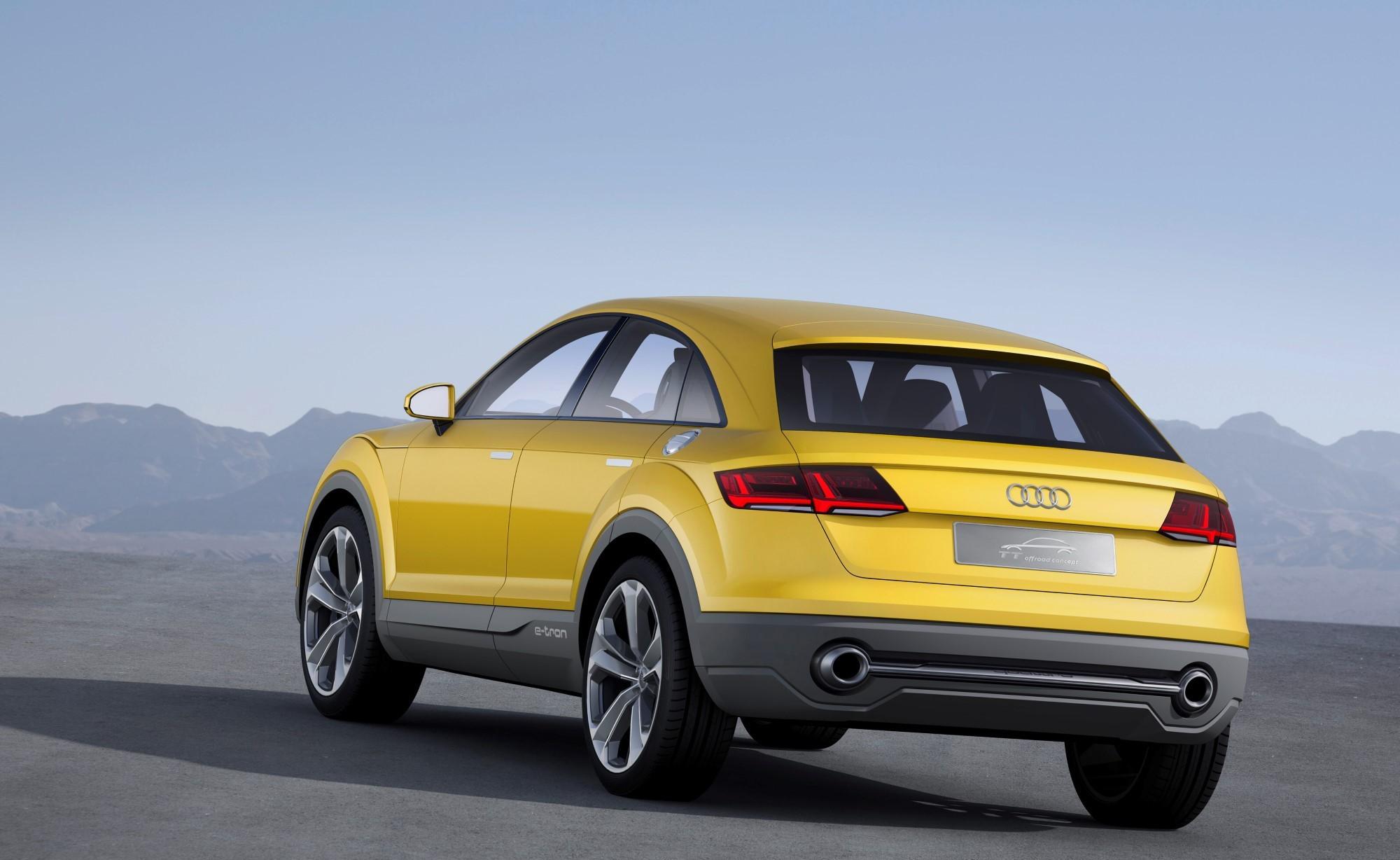 Audi TTQ High Definition Wallpapers