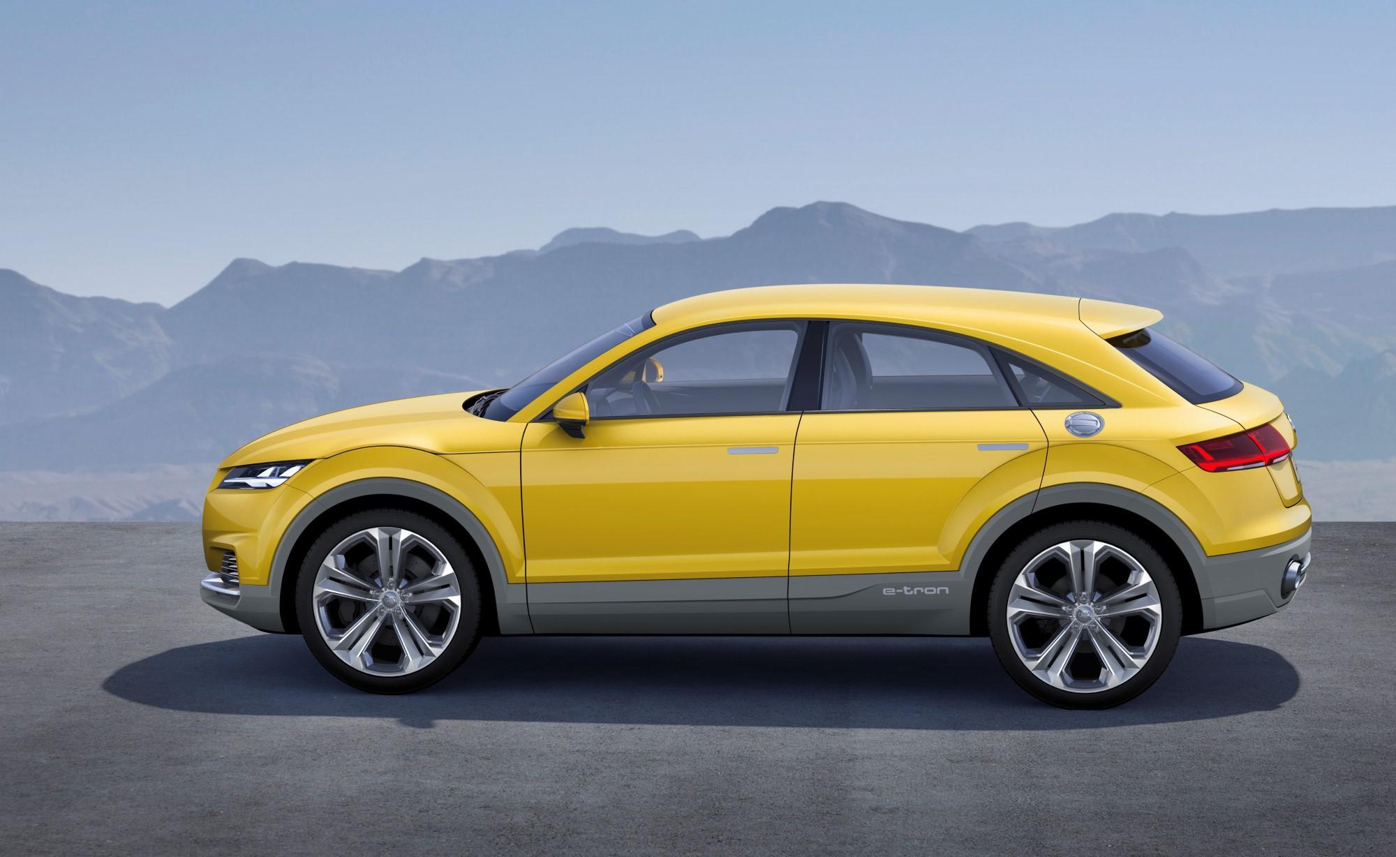Audi TTQ Wallpapers HD