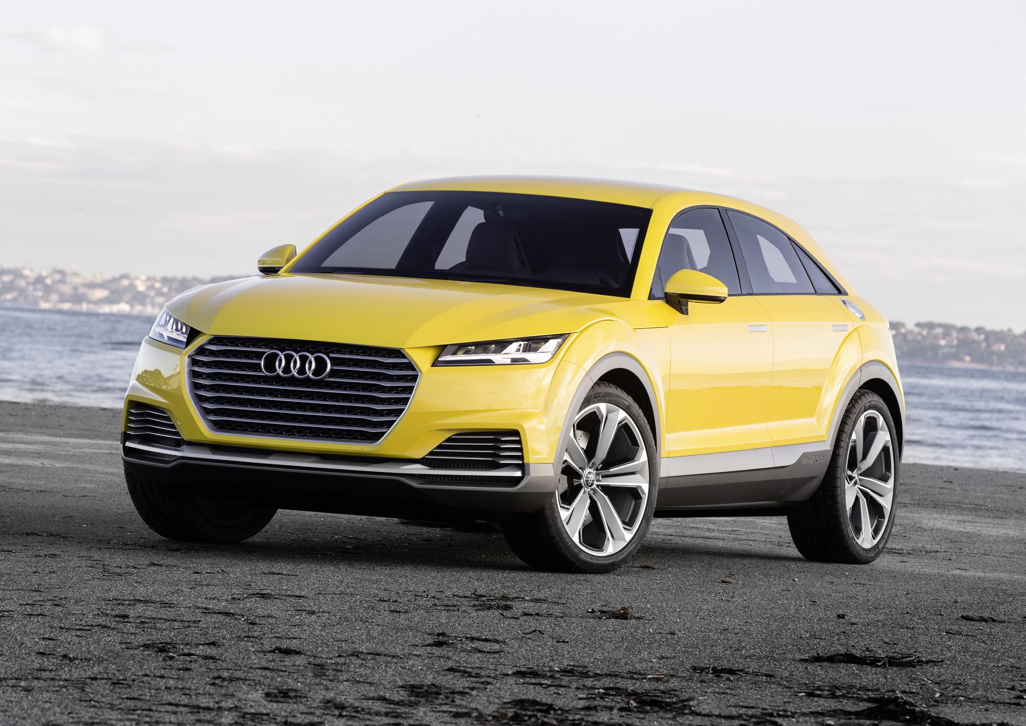 Audi TTQ Wallpapers