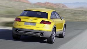 Audi TTQ Widescreen