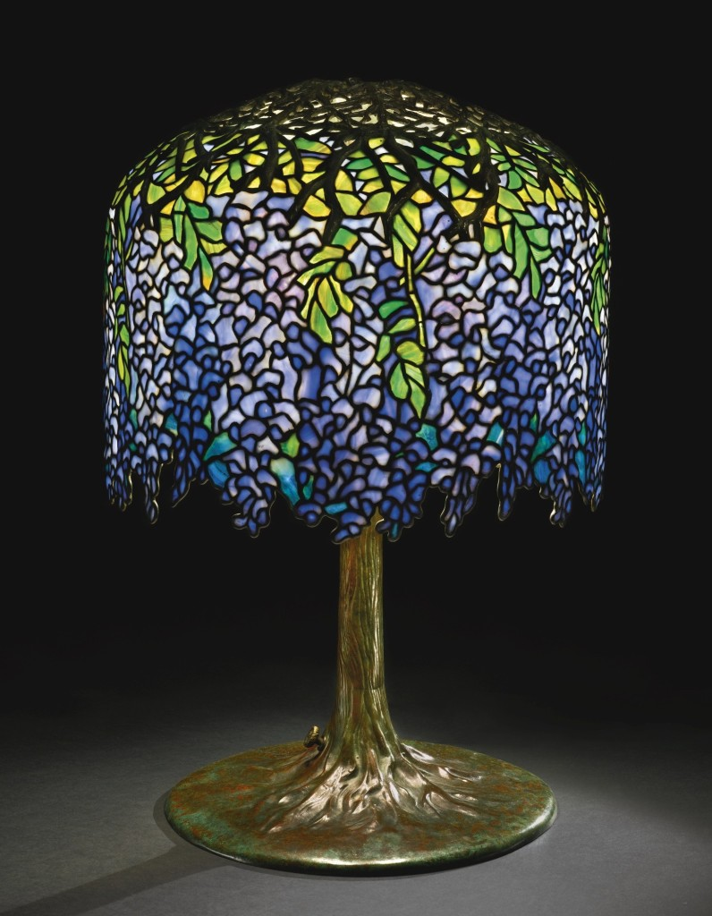 Authentic Tiffany Lamps