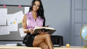 Ava Addams Background