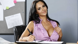 Ava Addams HD Background