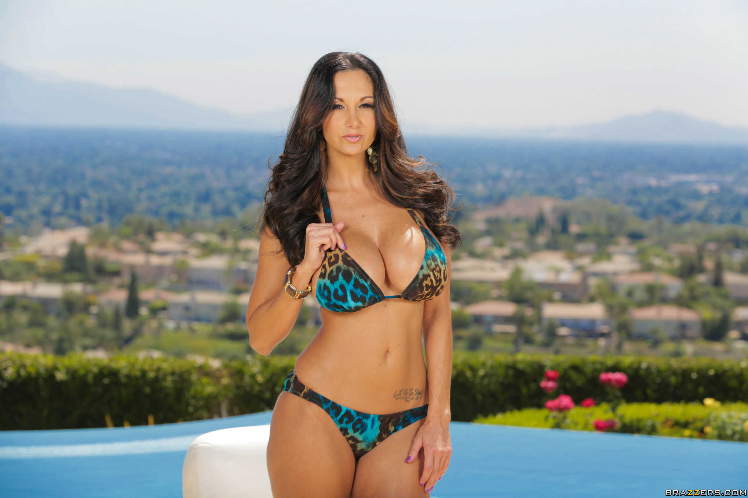 Ava Addams Widescreen