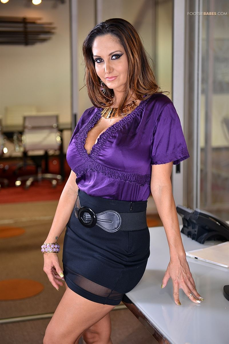 Ava Addams For Smartphone