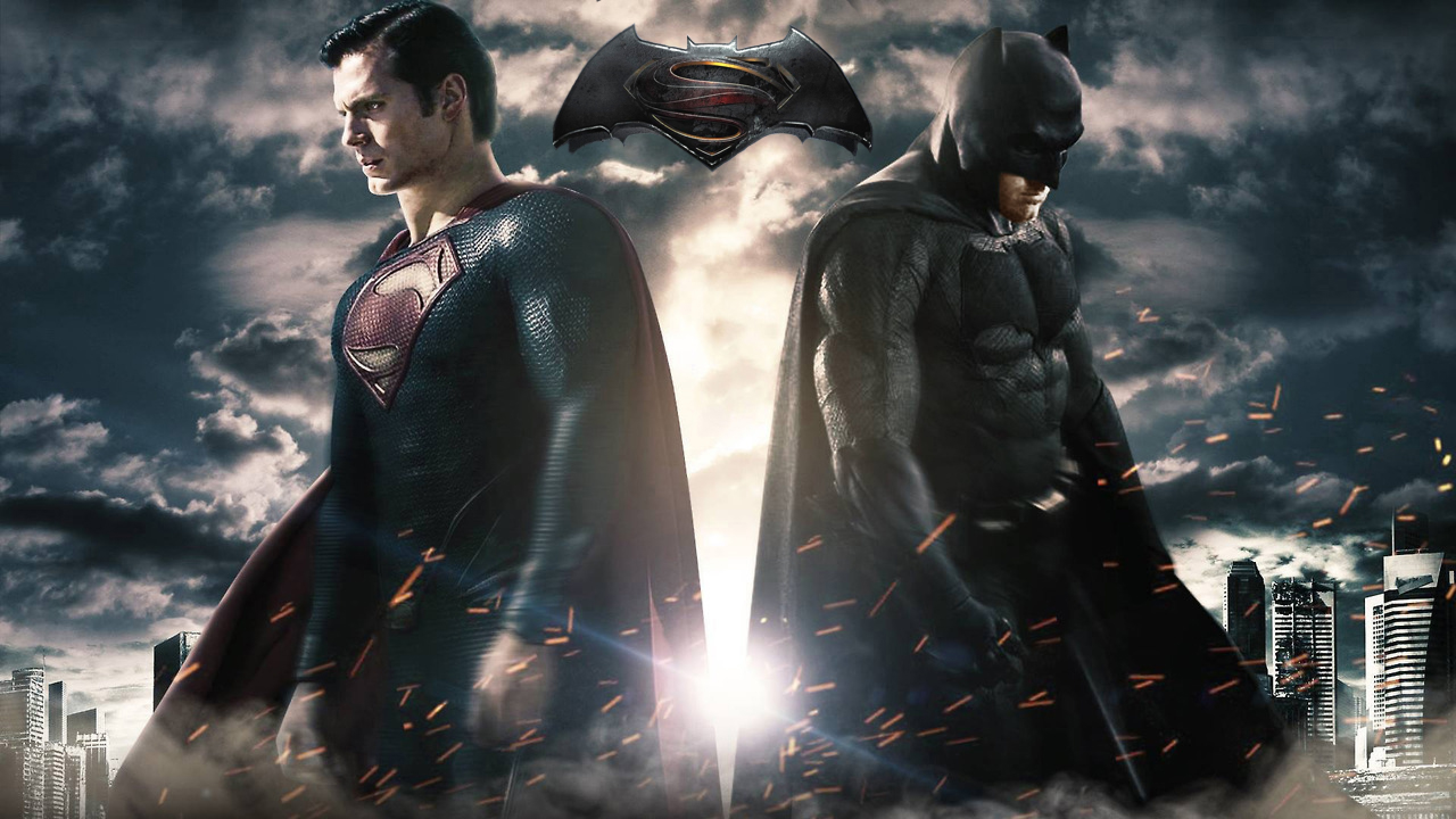 Batman V Superman Dawn Of Justice High Definition Wallpapers