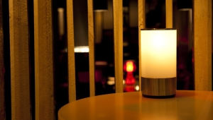 Battery Lamps Decorative Table