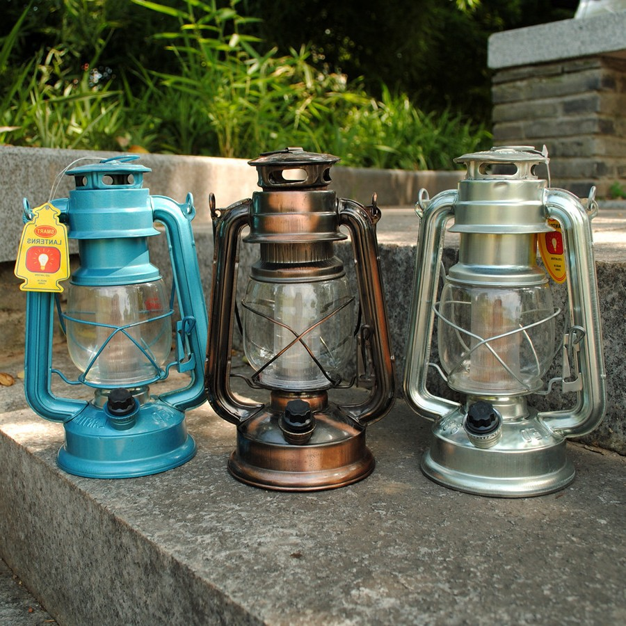 Battery Lamps For Camping