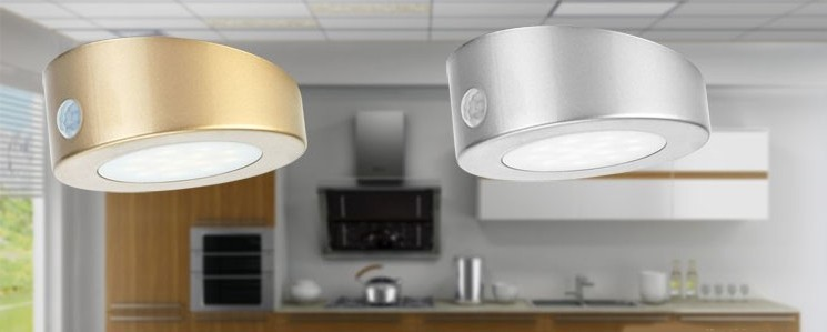 Battery Lamps With Magnets