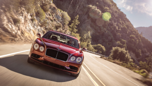 Bentley Flying Spur V8 S Wallpaper