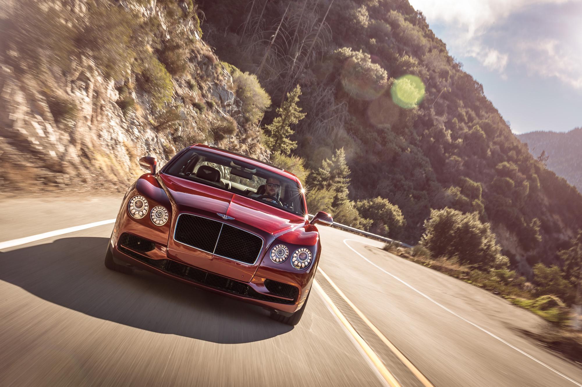 Bentley Flying Spur V8 S Wallpaper