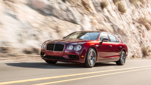 Bentley Flying Spur V8 S Wallpapers