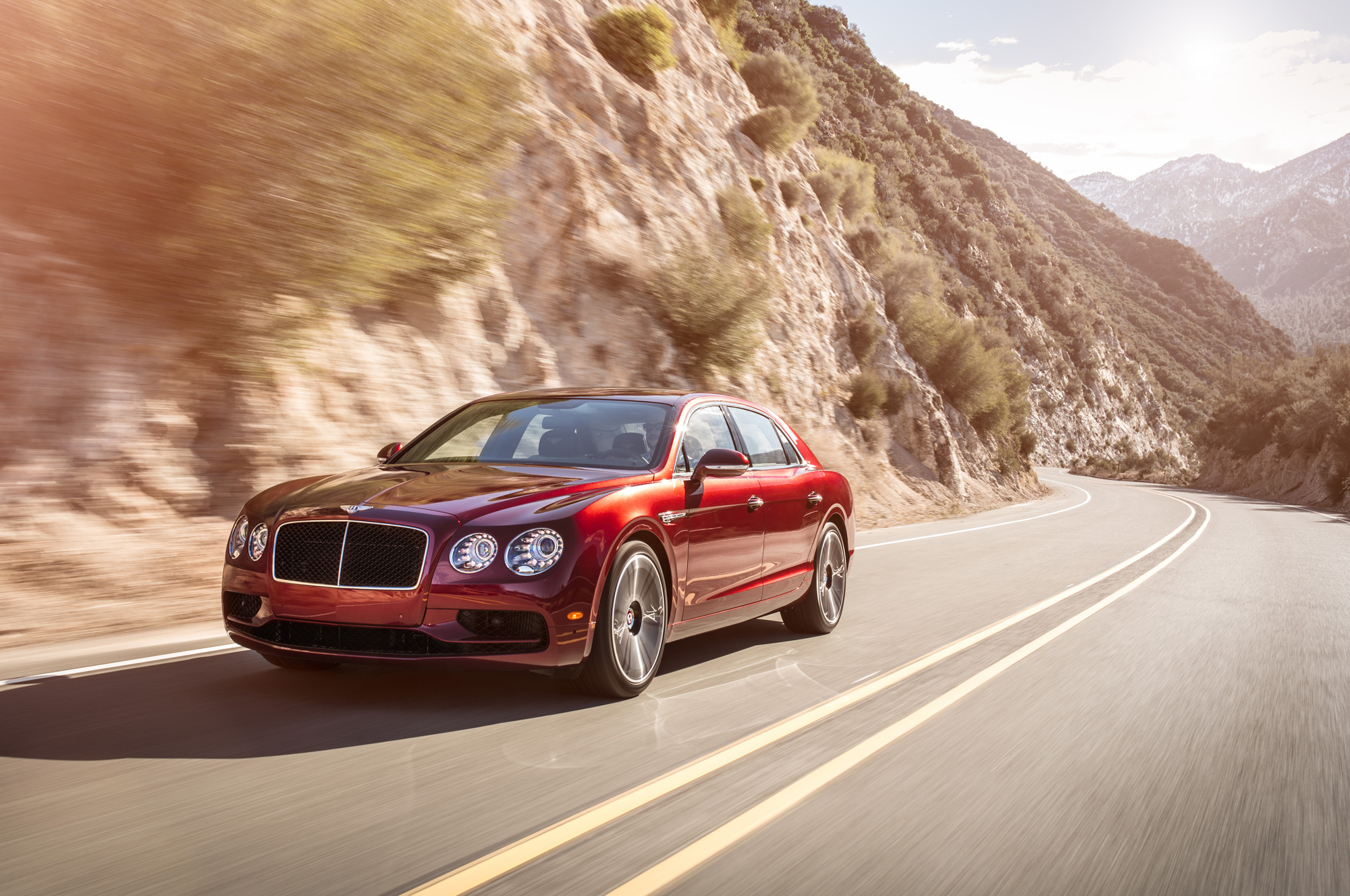Bentley Flying Spur V8 S Wallpapers HD