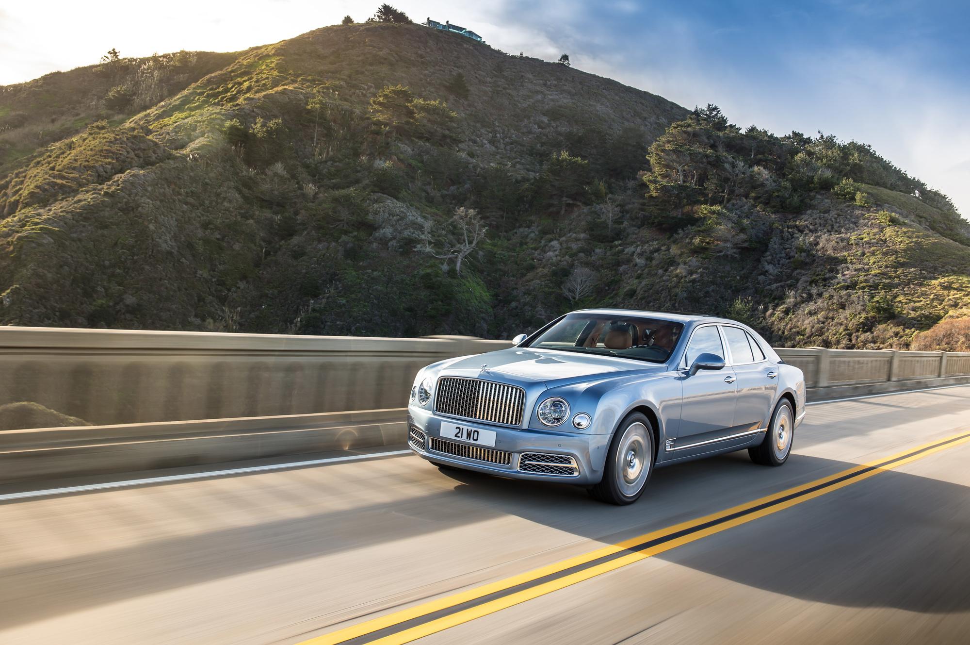 Bentley Mulsanne 4K