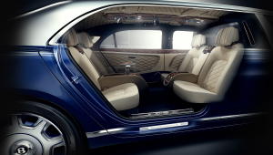Bentley Mulsanne Grand Limousine Photos