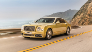 Bentley Mulsanne HD Wallpaper