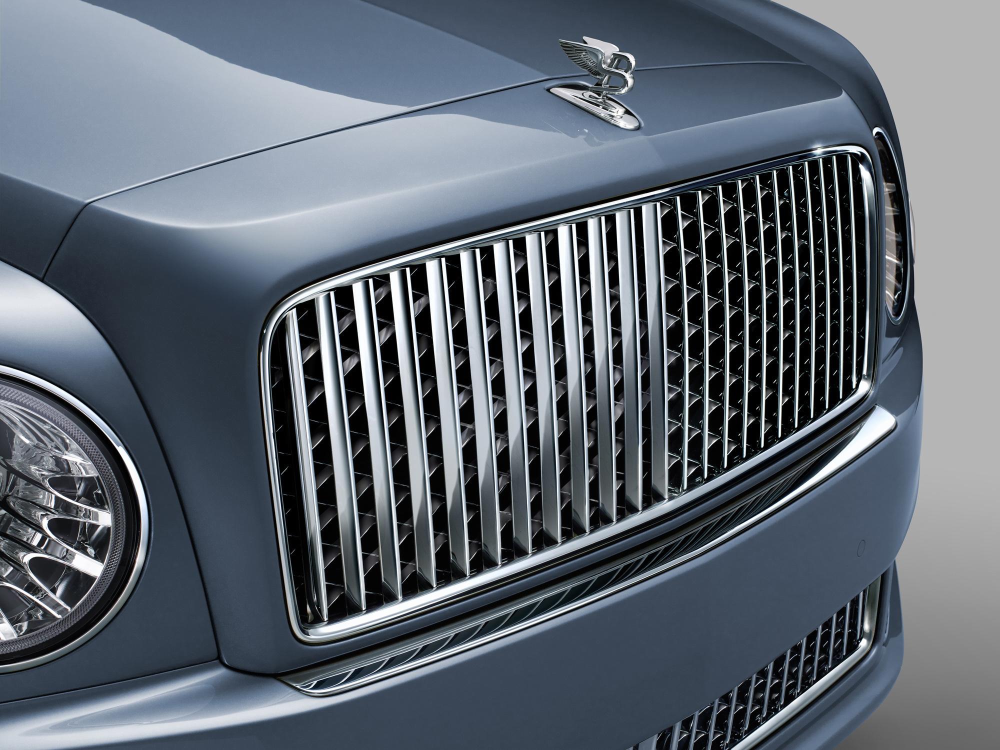 Bentley Mulsanne High Definition Wallpapers