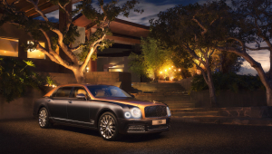 Bentley Mulsanne Photos