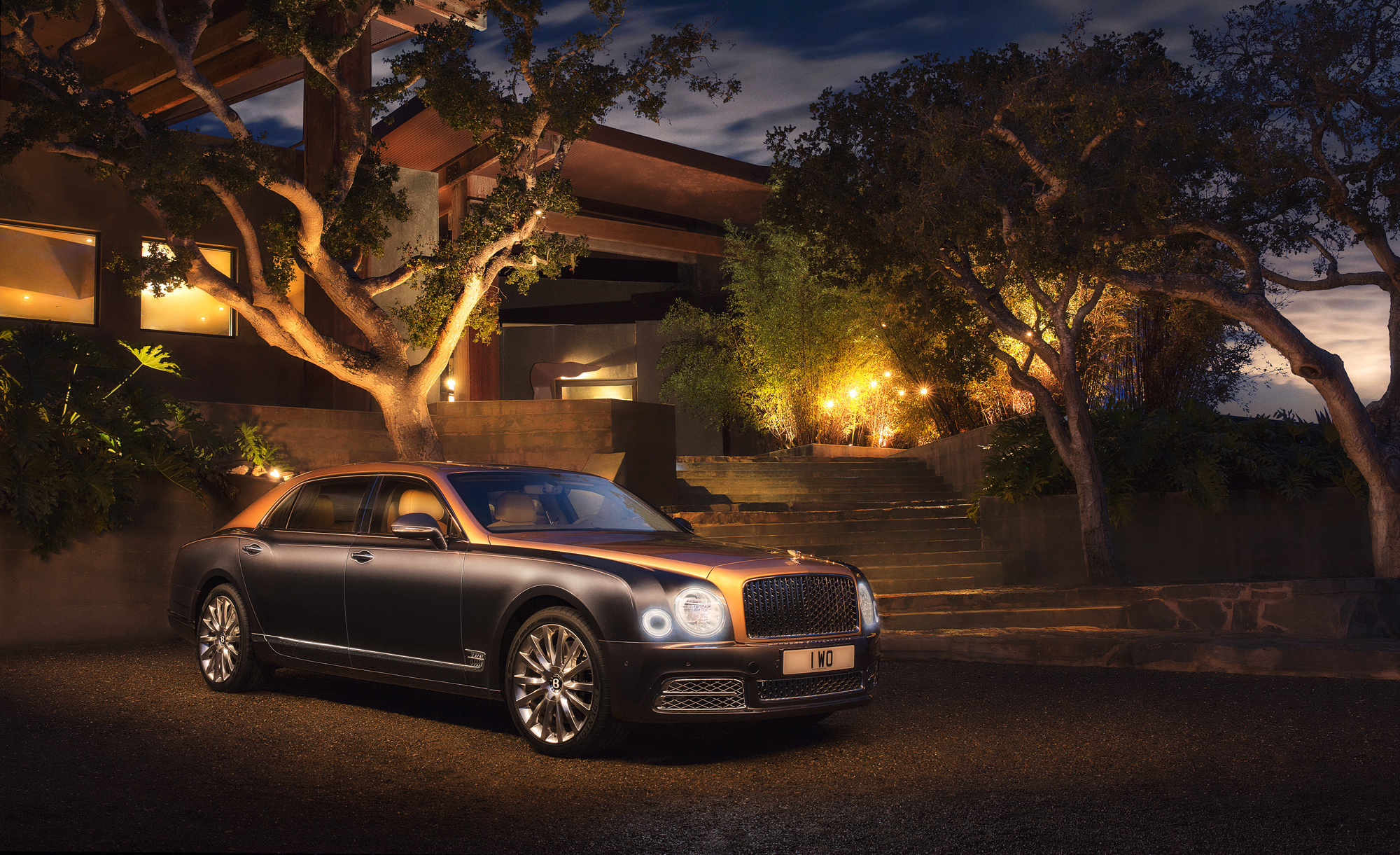 Bentley Mulsanne Photos