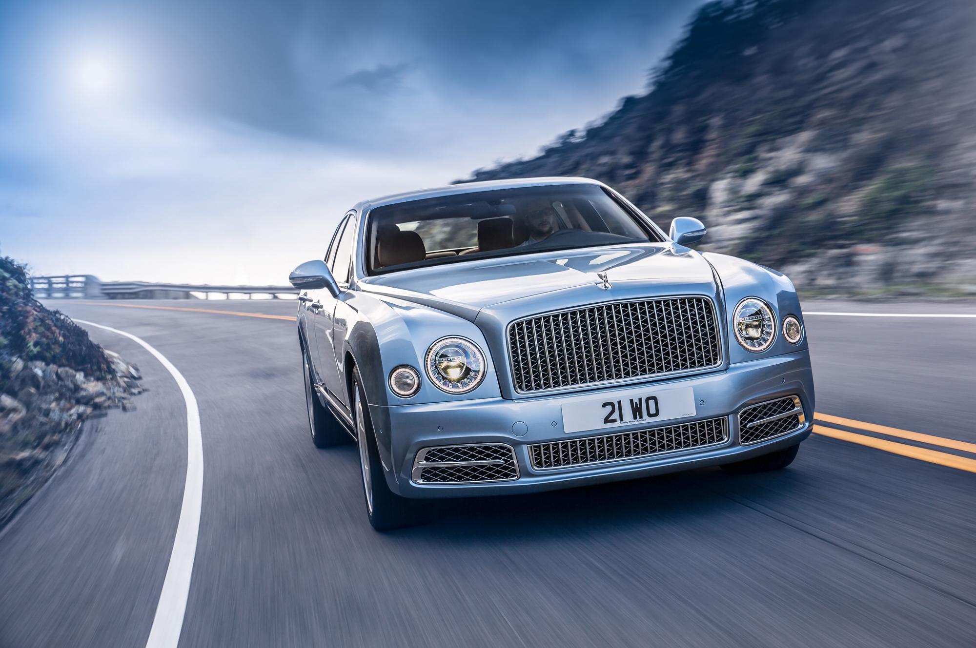 Bentley Mulsanne Wallpapers HD