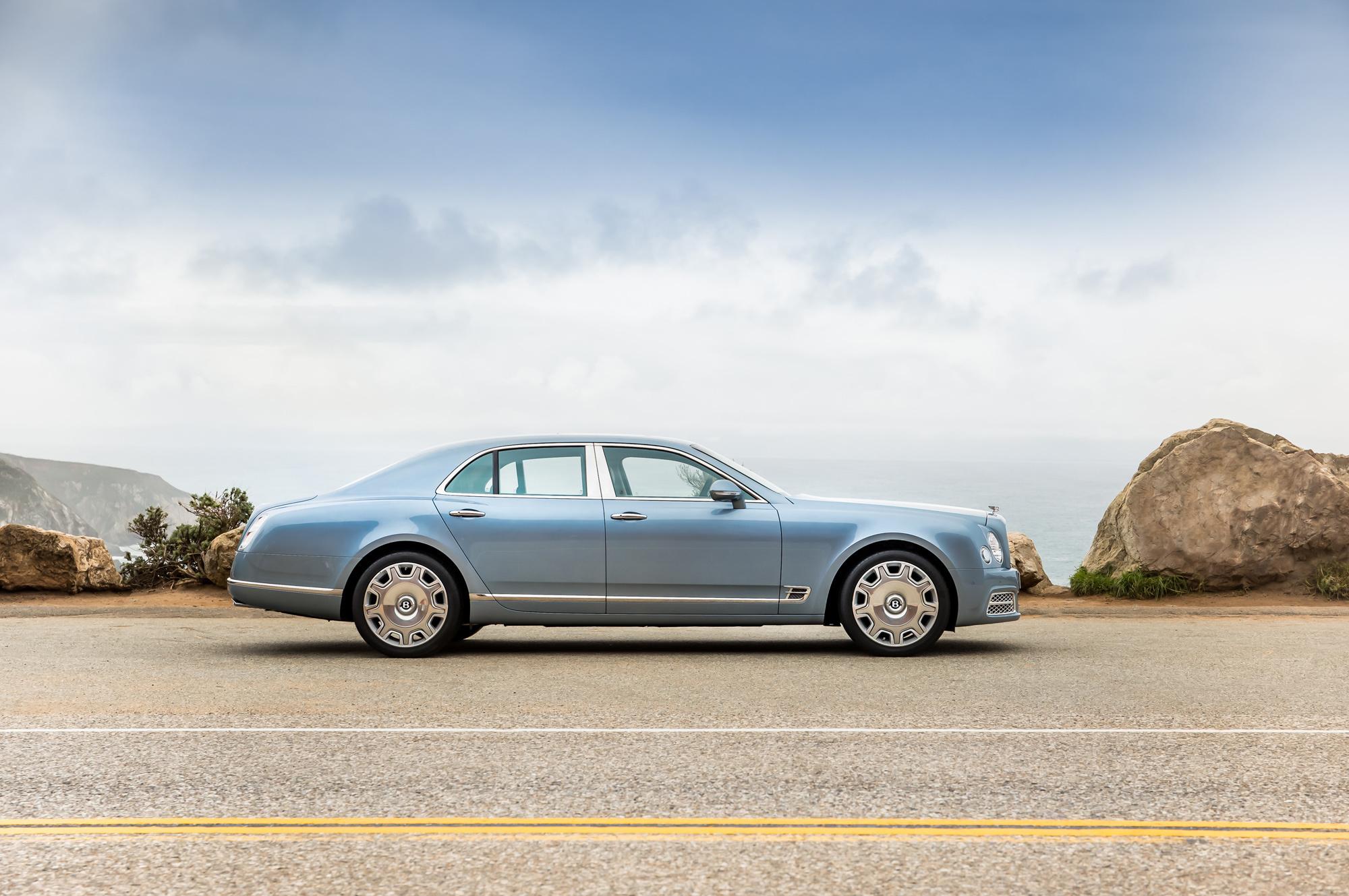 Bentley Mulsanne Widescreen