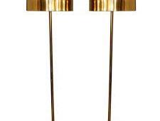 Brass Floor Lamps