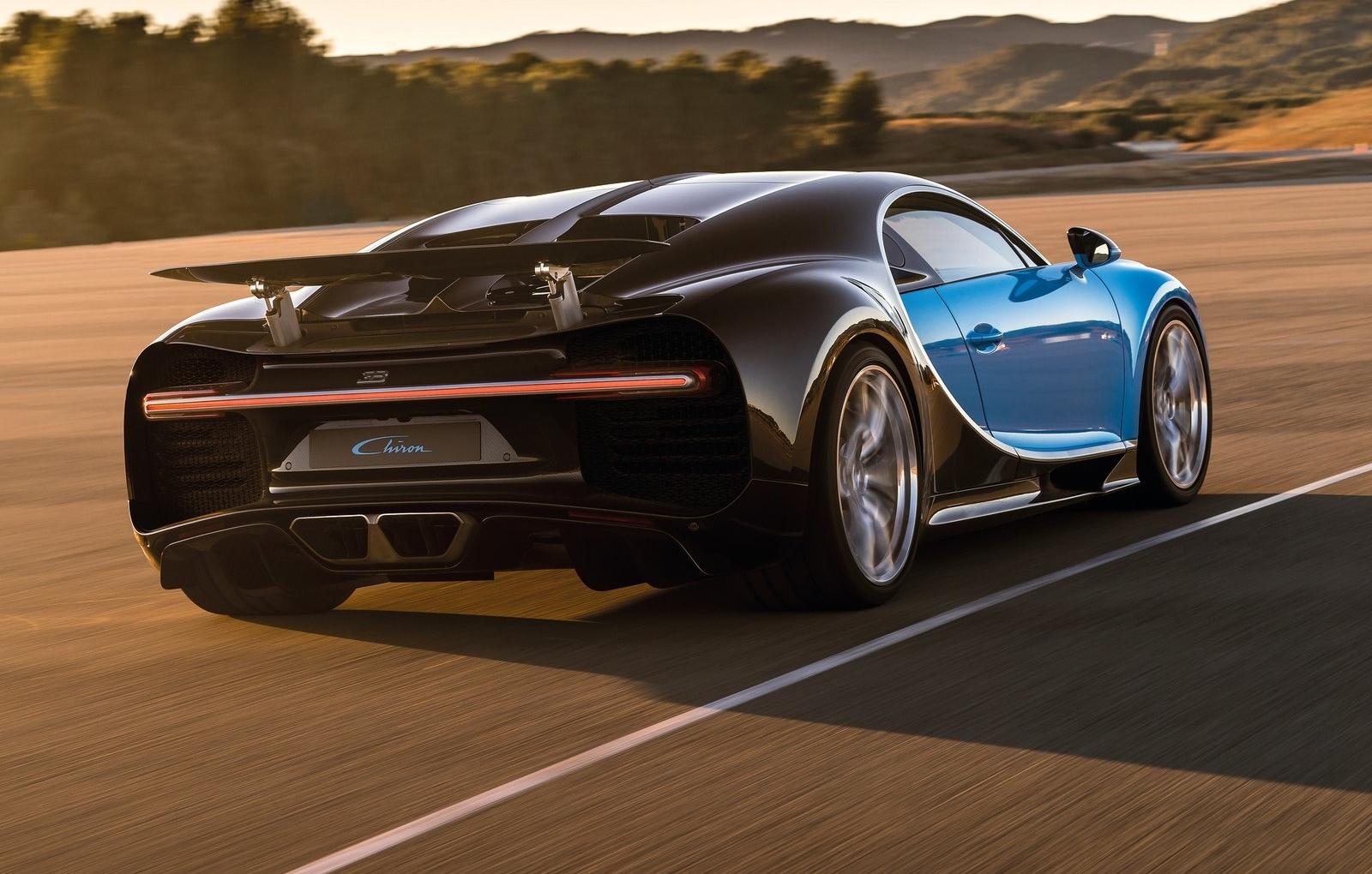 Bugatti Chiron 4K