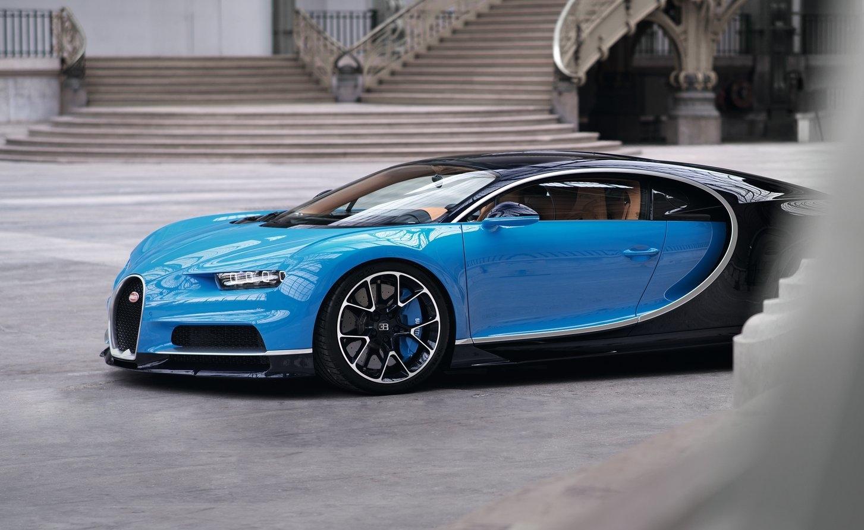 Bugatti Chiron Desktop Images