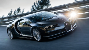 Bugatti Chiron HD Wallpaper
