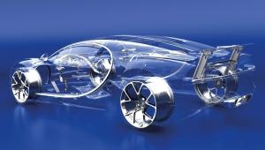 Bugatti Chiron HD Pics