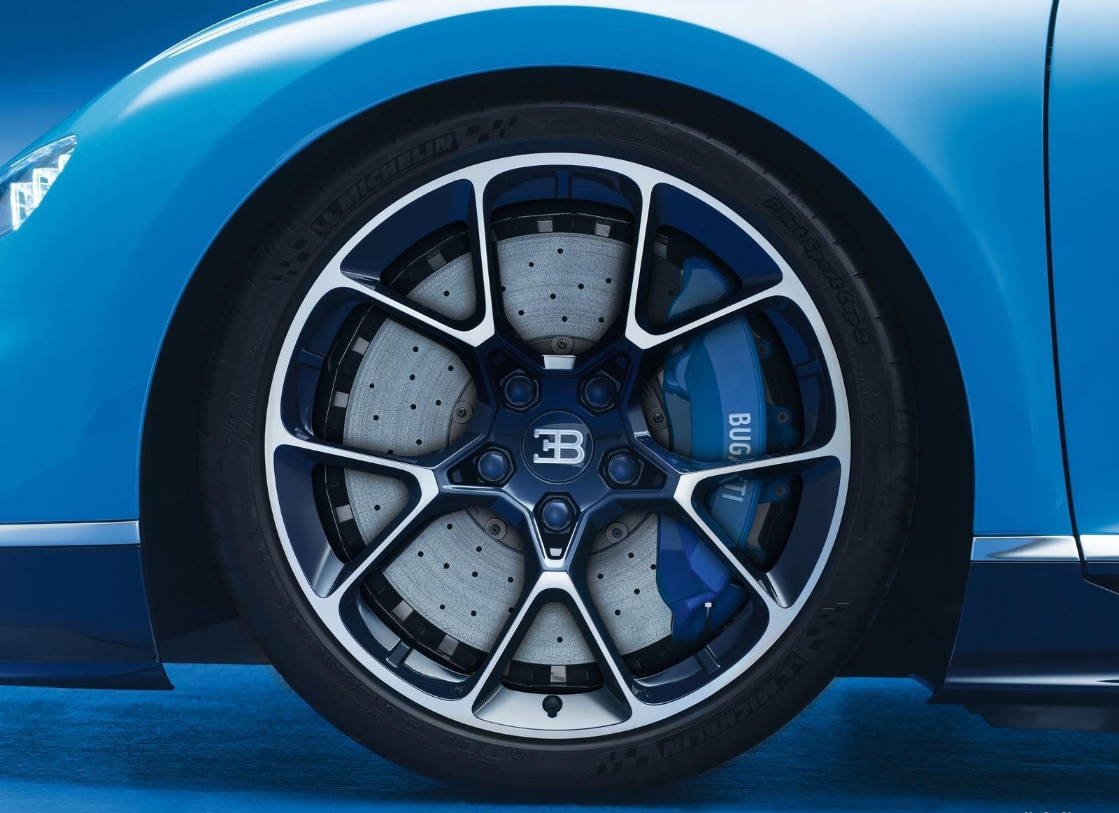 Bugatti Chiron Pics