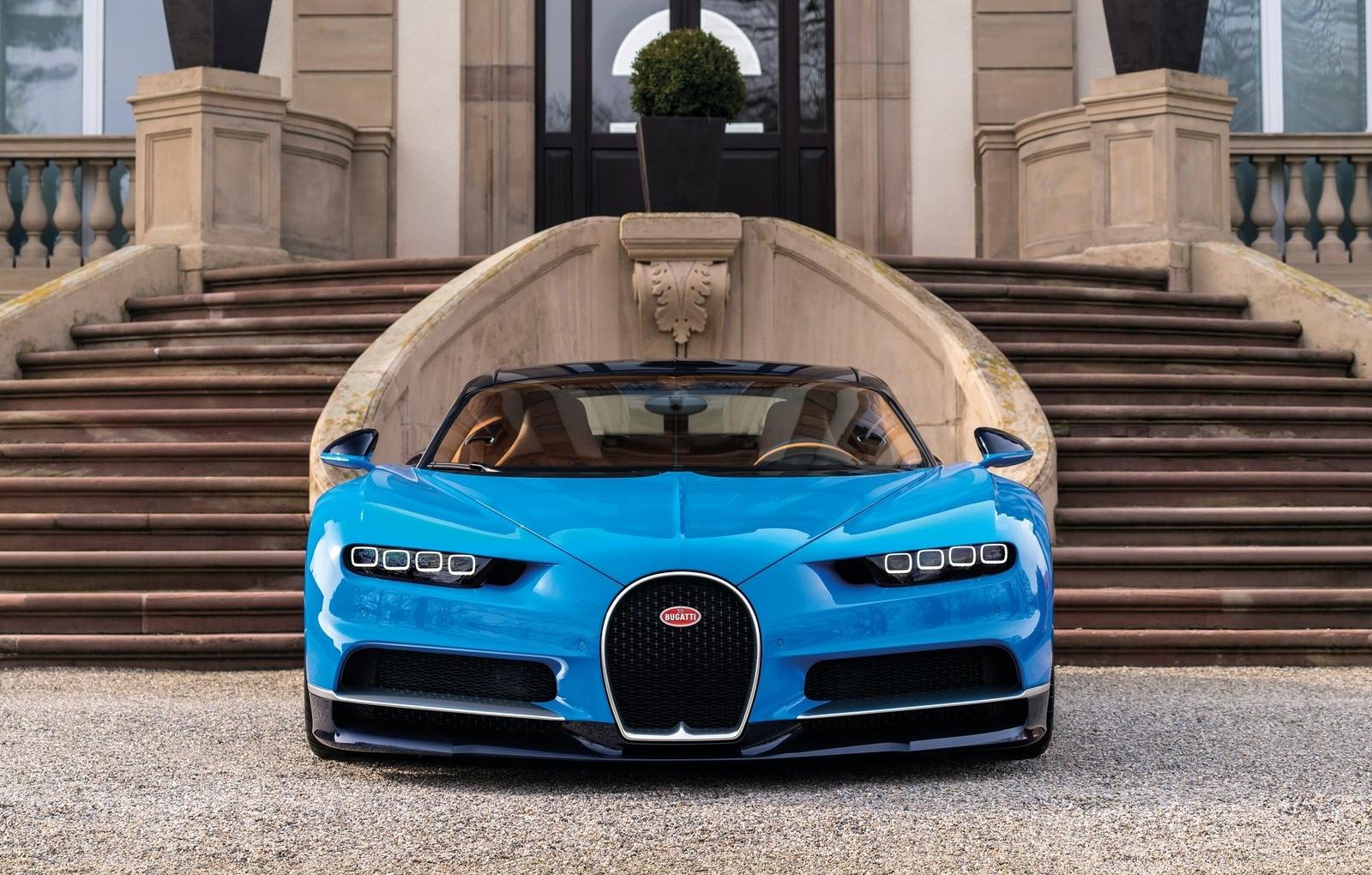 Bugatti Chiron Wallpaper For Computer