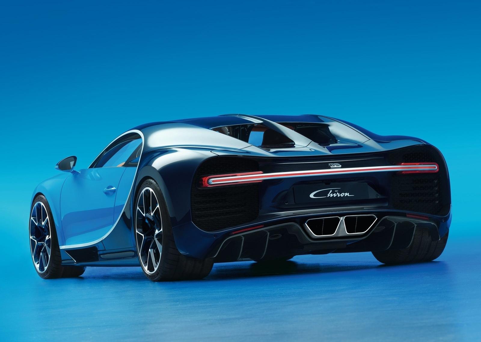 Bugatti Chiron Wallpapers HQ