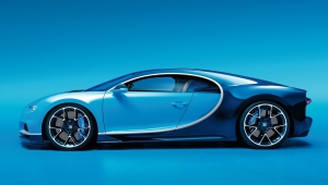 Bugatti Chiron For Desktop