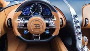 Bugatti Chiron For Desktop Background