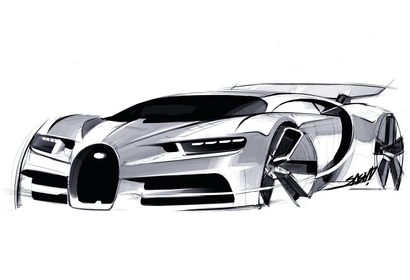 Bugatti Chiron Wallpaper For Windows