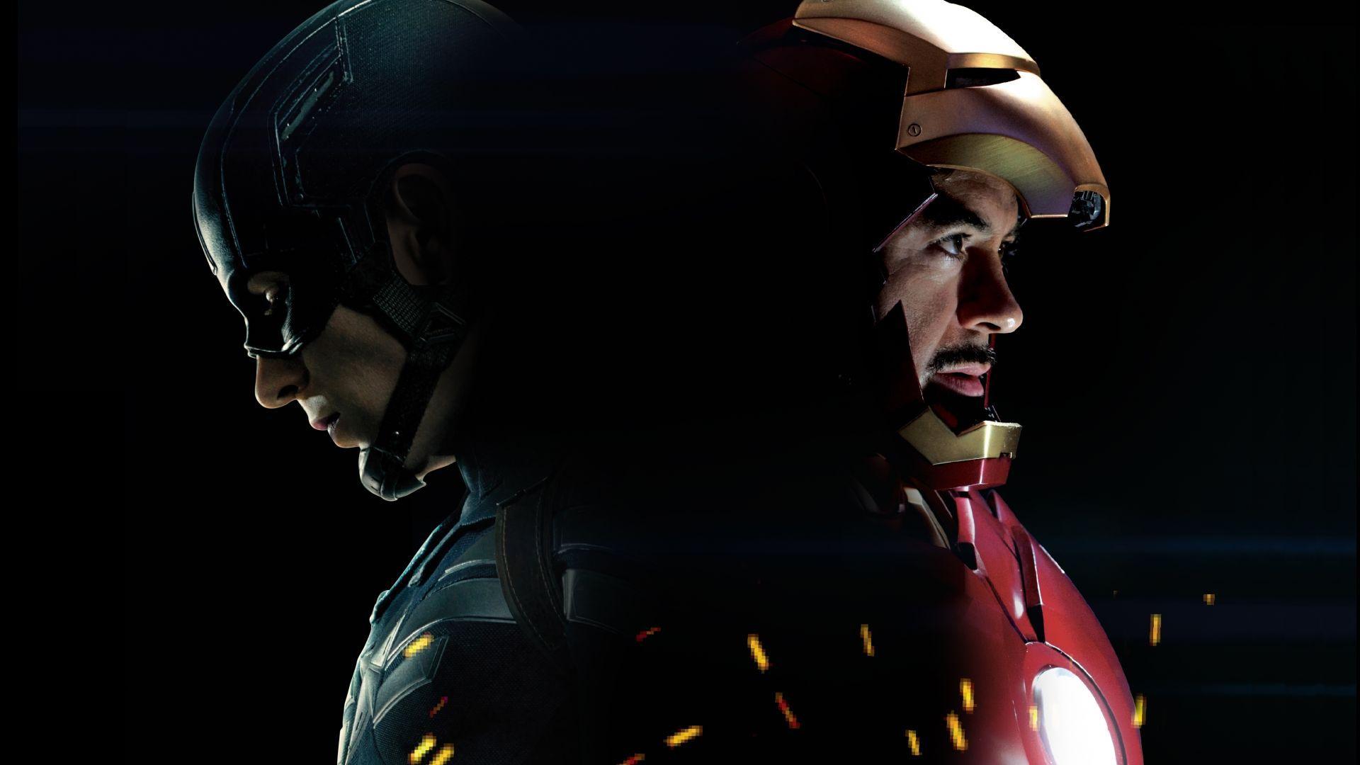 Captain America 3 Civil War Poster Wallpapers