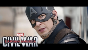 Captain America Civil War 4K
