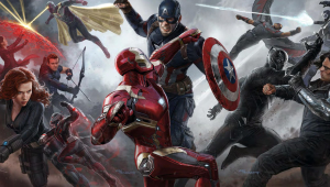 Captain America Civil War HD