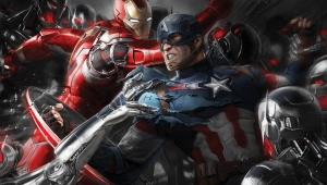 Captain America Civil War High Definition Wallpapers