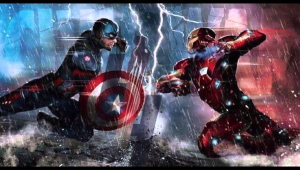Captain America Civil War Wallpapers