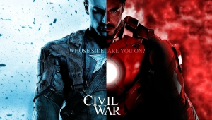 Captain America Civil War For Desktop
