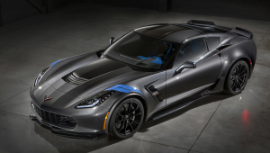 Chevrolet Corvette Grand Sport Wallpapers