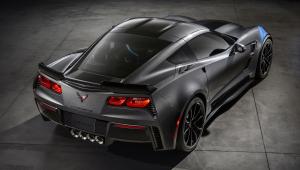 Chevrolet Corvette Grand Sport Wallpapers HD