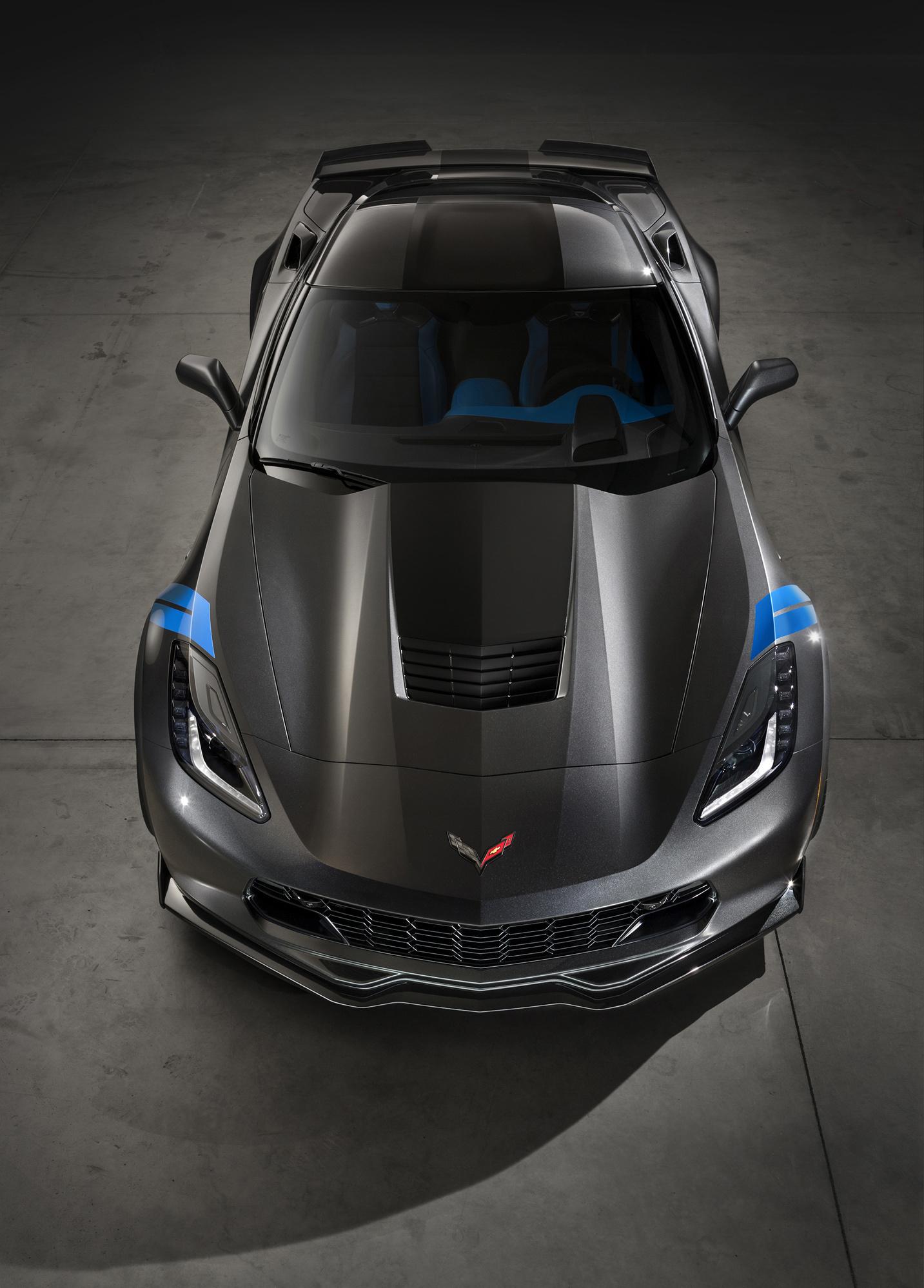 Chevrolet Corvette Grand Sport For Smartphone