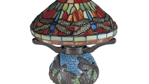 Dale Tiffany Table Lamps Miniature