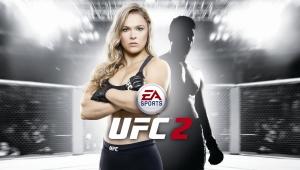 EA Sports UFC 2 Computer Wallpaper